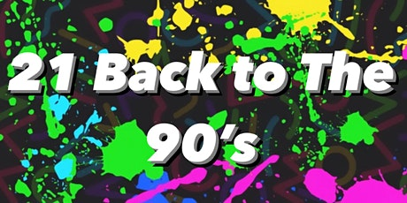 Back to the 90s tickets
