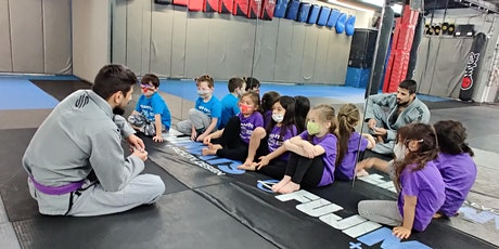 Kids Jiu-jitsu at the International Training Center of New York. tickets