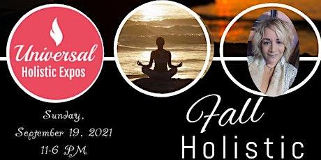 Universal Holistic Autumn Expo tickets