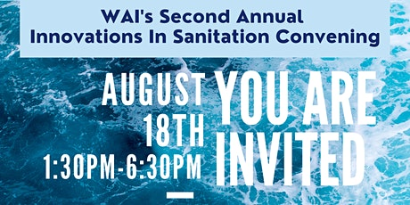 Second Annual Innovations In Sanitation tickets