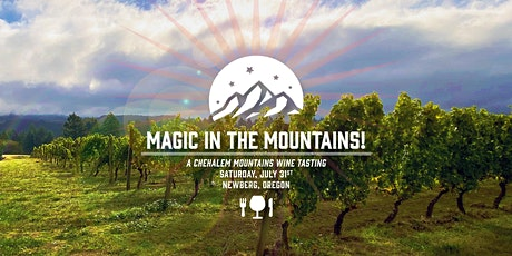 Magic in the Mountains! A Chehalem Mountains Wine Tasting Experience tickets