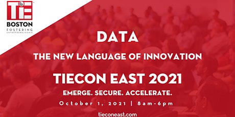 TiECON EAST 2021 tickets