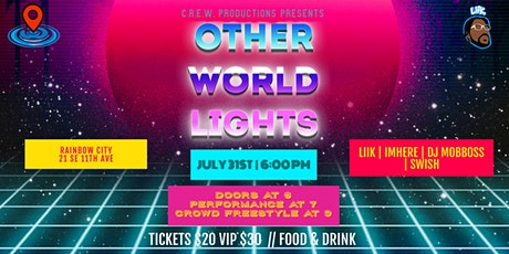 Other World Lights (18+) tickets