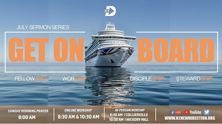 """New D """"Get On Board"""" Series  Collierville Campus image"""