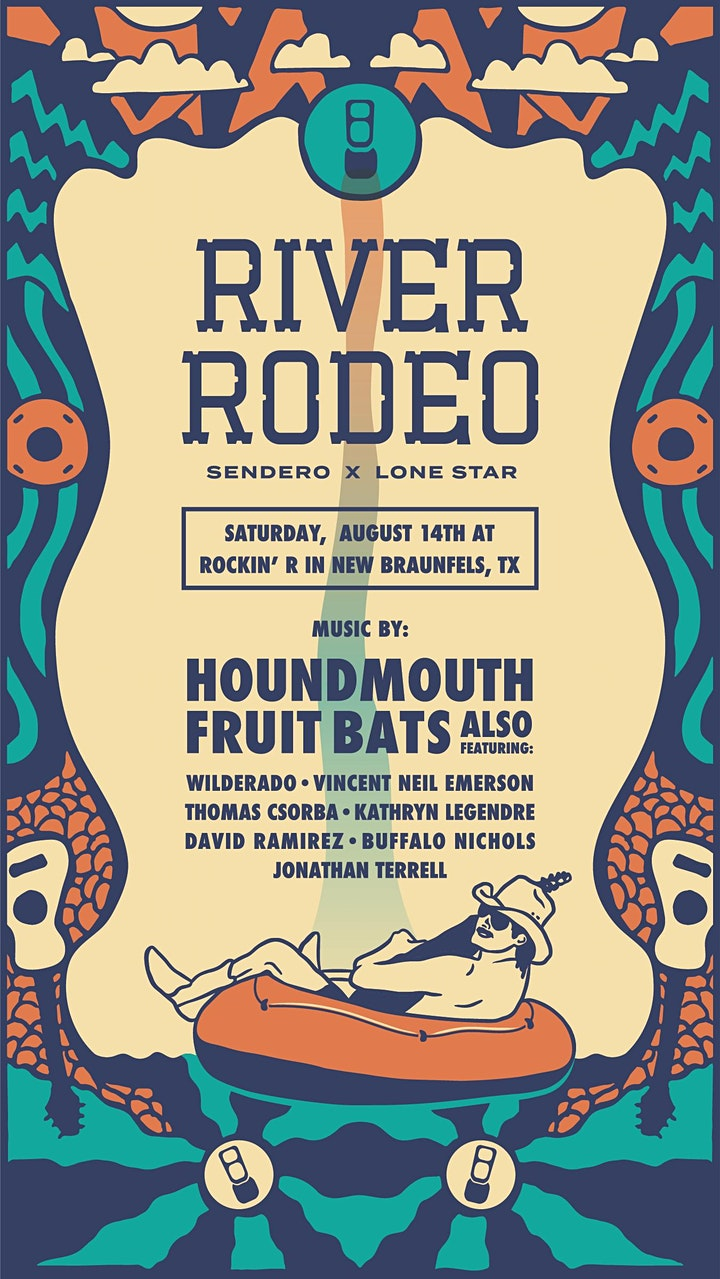 River Rodeo 2021 image