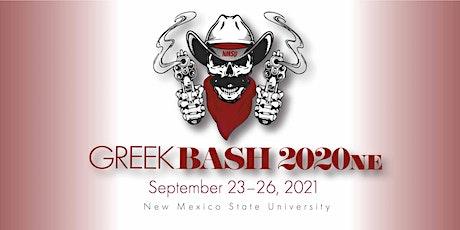 Greek Bash 2020ne tickets