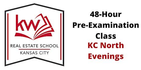 Missouri Real Estate 48-Hour Pre-Examination Evening Class (KC North) tickets