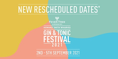 The Fever-Tree & Howard Smith Wharves Gin and Tonic Festival 2021 tickets