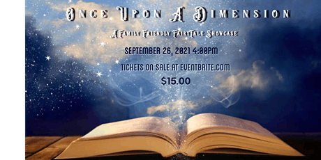 Once Upon A Dimension: A Family Friendly Aerial Showcase tickets