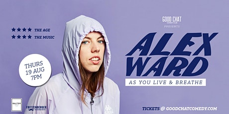 Alex Ward   As You Live And Breathe tickets