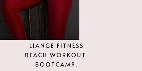 Liange Fitness beach Bootcamp tickets
