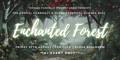MPSU Annual Ball 2021: Enchanted Forest tickets