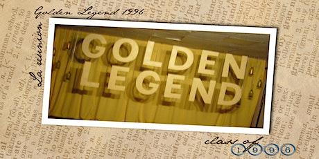 Golden Legend 25 Años tickets