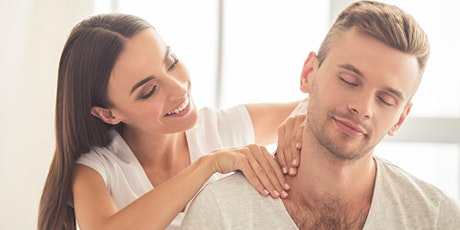 GOOD HEALTH AT HOME - THE 'AT HOME' CHAIR MASSAGE COURSE tickets