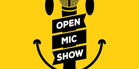 Free Open Mic at Amplified Studios tickets