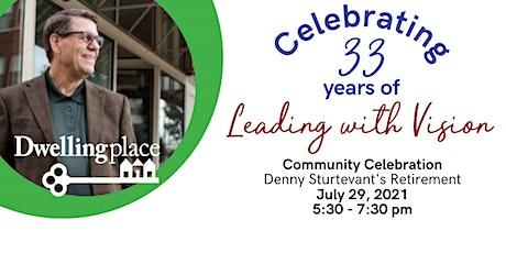Denny Sturtevant Retirement Celebration tickets