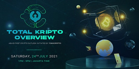 T.K.O - Total Kripto Overview: Asia's First Crypto Outlook tickets