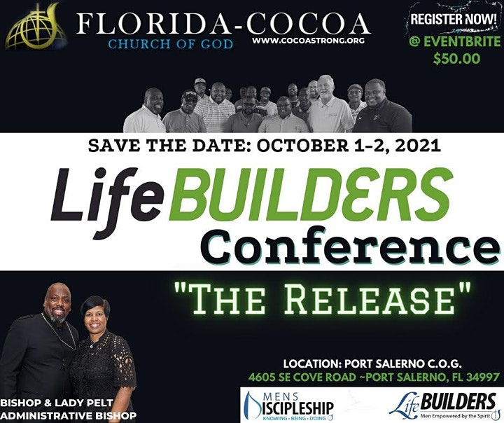 Florida Cocoa Life Builders Conference : The Release image