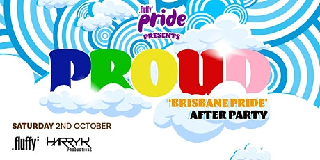 PROUD Brisbane Pride After Party tickets