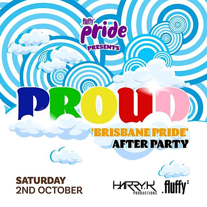 PROUD Brisbane Pride After Party image
