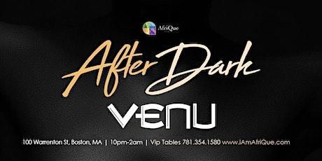 VENU ON SUNDAYS AFTER DARK tickets