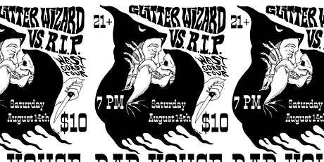 Glitter Wizard and RIP at Bar House tickets