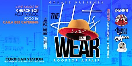 "G Class Presents ""The Hats We Wear"" Rooftop Affair tickets"