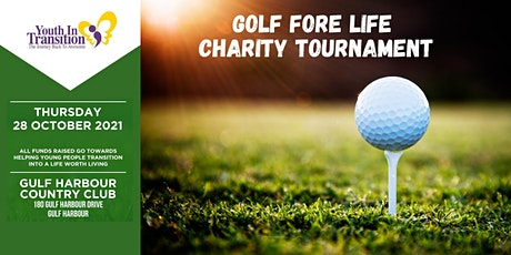 Golf Fore Life Charity Tournament tickets