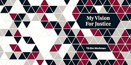 Sir John Graham Dinner Lecture 2021 - Tā Kim Workman tickets