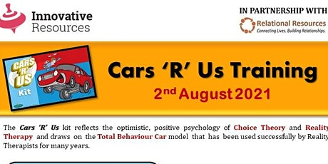 Cars 'R' Us Online Workshop tickets