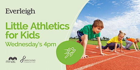 ** ON HOLD** Little Athletics for kids tickets