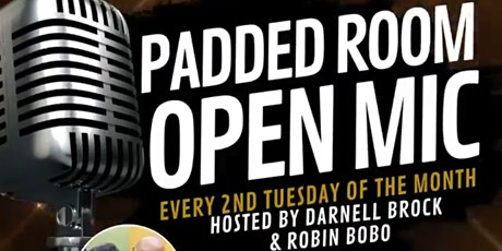 Padded RoOm Open Mic tickets