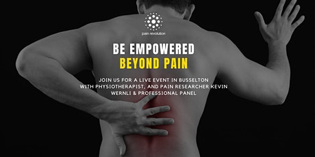 Be Empowered Beyond Pain tickets