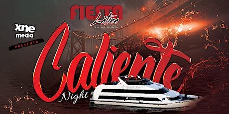 Fiesta Latina En La Bahía | Caliente Night tickets