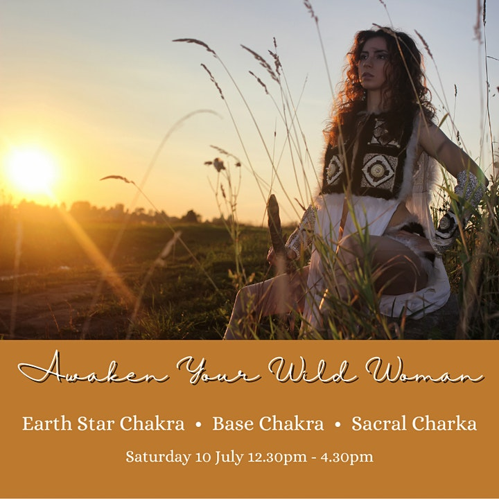 Sacred Sister Sanctuary: Awaken The Wild Woman Within image