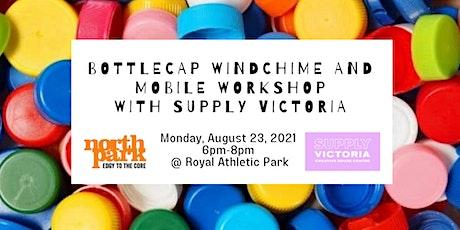 DIY Bottlecap Windchime Workshop tickets
