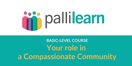 Your Role in a Compassionate Community| Mon 26th July | Online tickets