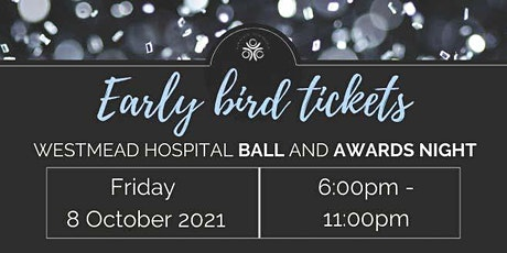 Westmead Hospital Ball and Awards Night 2021 tickets