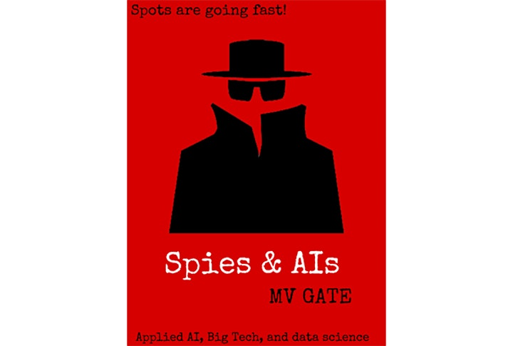 Spies & AIs: Machine Learning with Tony Pound image