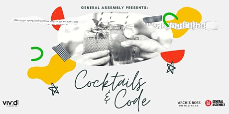 Vivid Sydney 2021 | Cocktails and Code tickets
