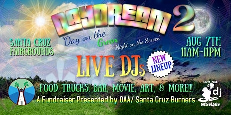 Daydream 2: Day on the Green, Night  on the Screen tickets