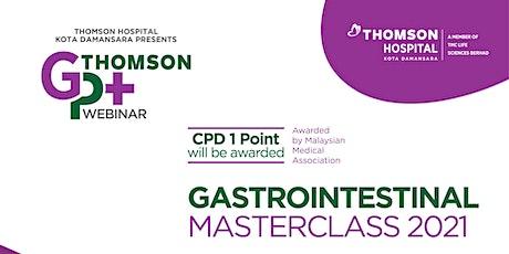 Gastrointestinal Masterclass 2021 biglietti