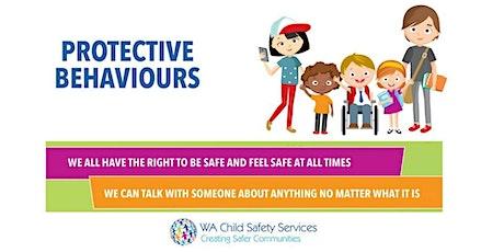 *Free* WACSS Protective Behaviours Kids' Workshop, Busselton tickets