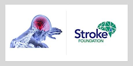 Stroke Awareness tickets