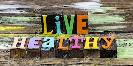 Inspiring Healthy Living biglietti