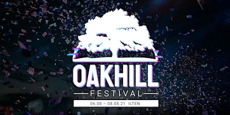 OAKHILL Festival 2021 - FREITAG Tickets