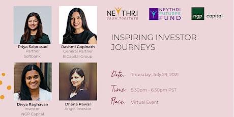 Inspiring Investor Journeys tickets