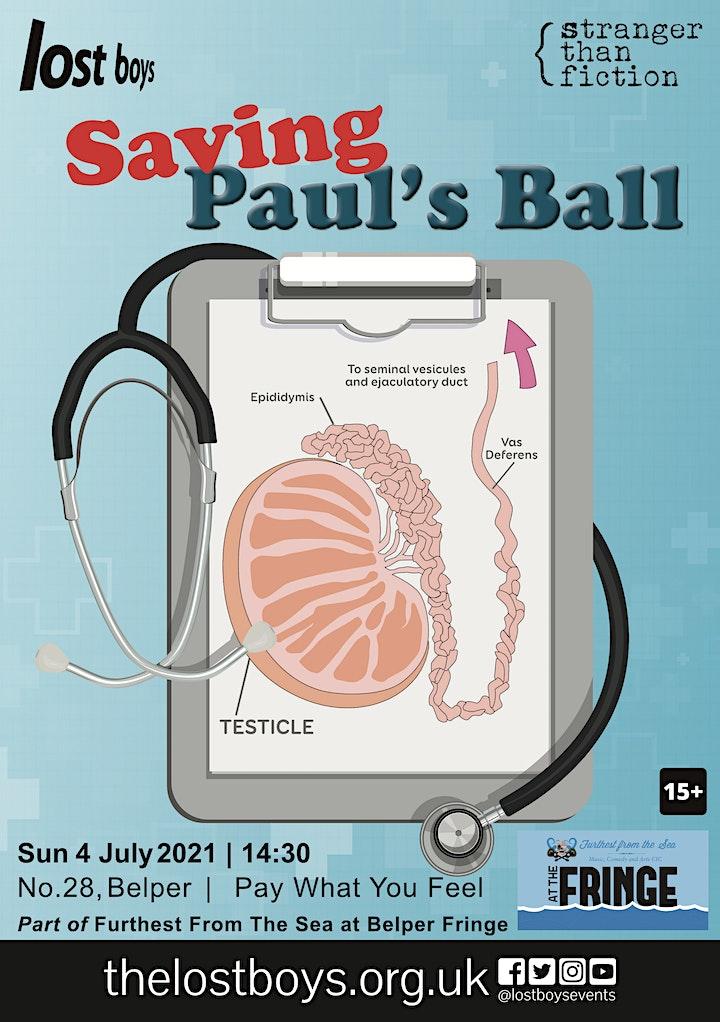 Saving Paul's Ball image