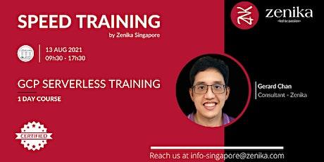 GCP Serverless Training - Certified 1 day course by Zenika biglietti