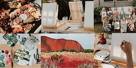 Paint & Sip Maudsland Gold Coast tickets